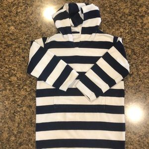 Pottery Barn Kids Cover Up size lg 8-10